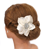 Kara Bridal Headpiece - Perle Jewellery & Makeup  - 4