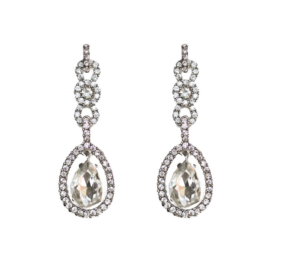 Dayna Bridal Earrings