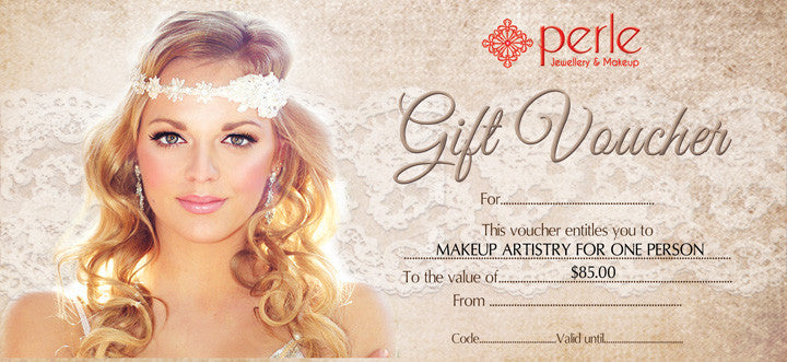 Makeup Voucher - Perle Jewellery & Makeup  - 1