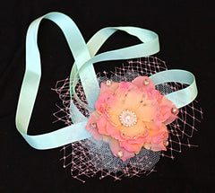 Mint & Rose Headband - Perle Jewellery & Makeup  - 2