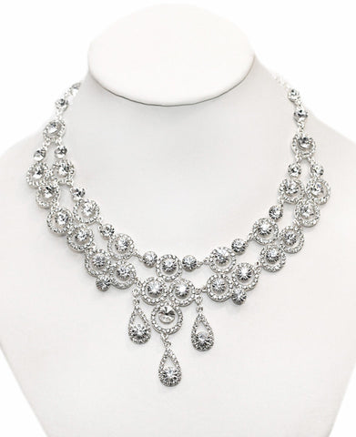 Krysta Bridal Necklace