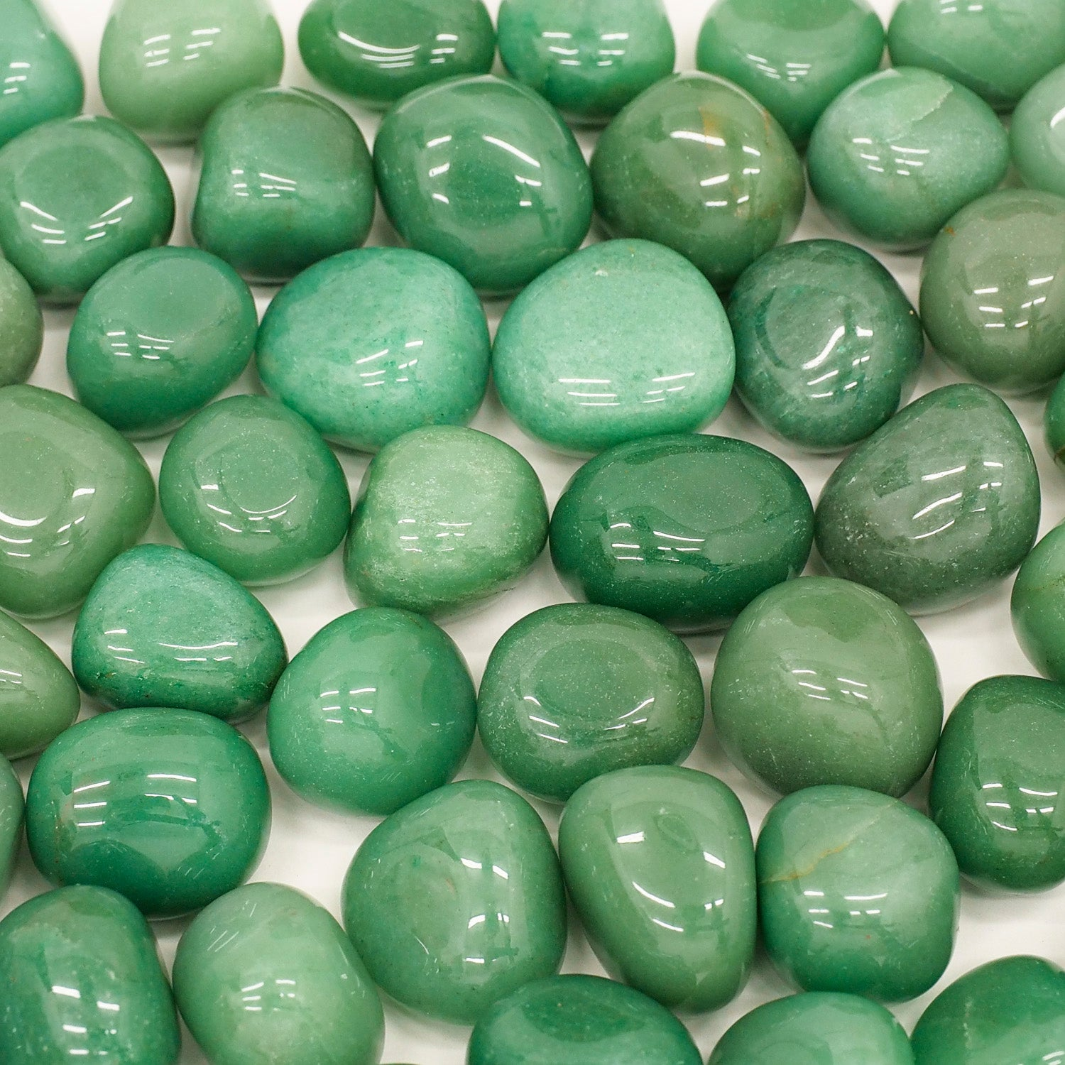 "Green Aventurine ""Stone of Opportunity"""