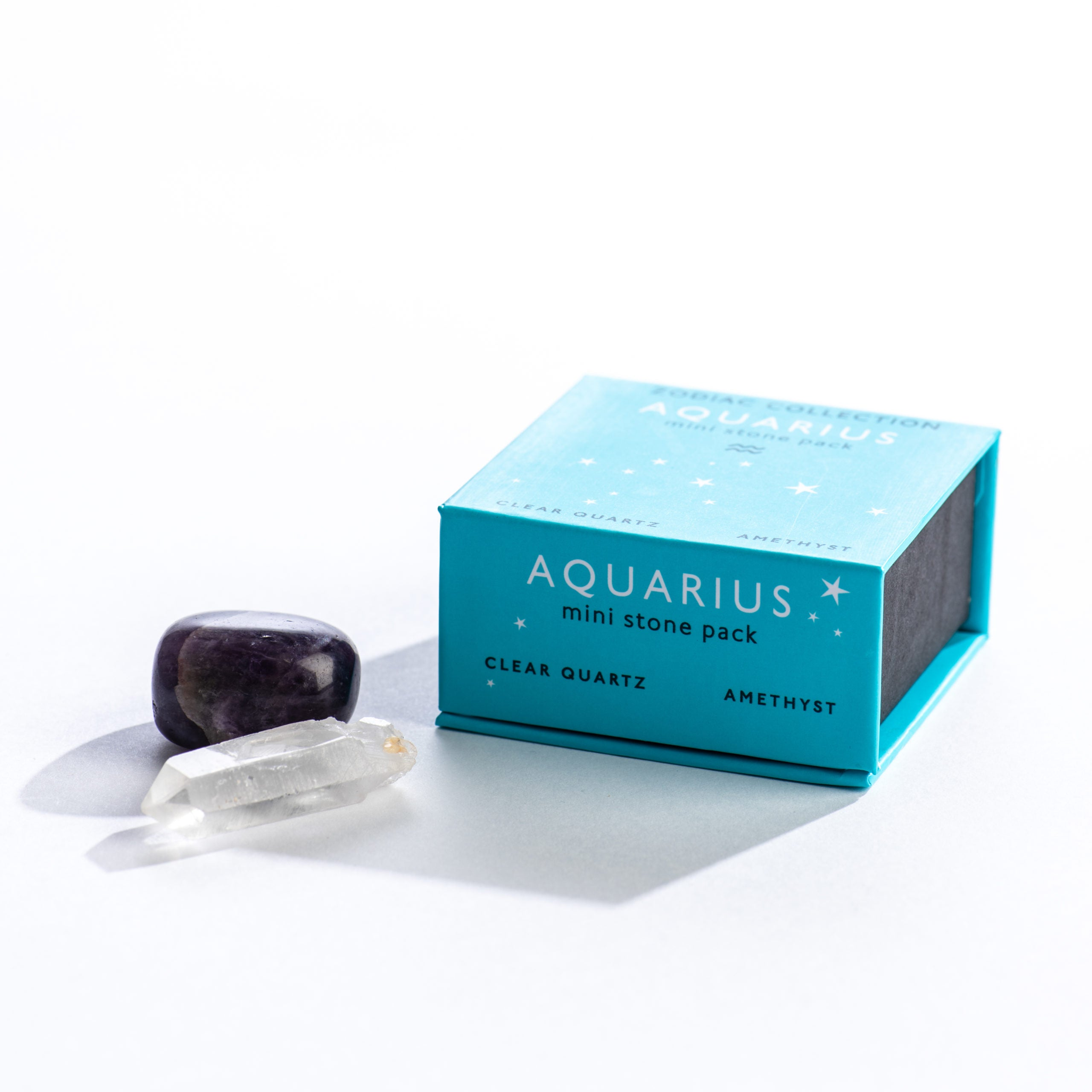 Aquarius Zodiac Mini Stone Pack