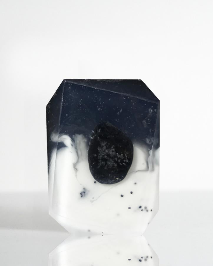 Yin Yang Crystal Bar Soap (Mini)