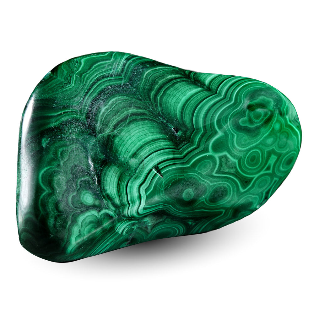 "Malachite ""Stone of Transformation"""