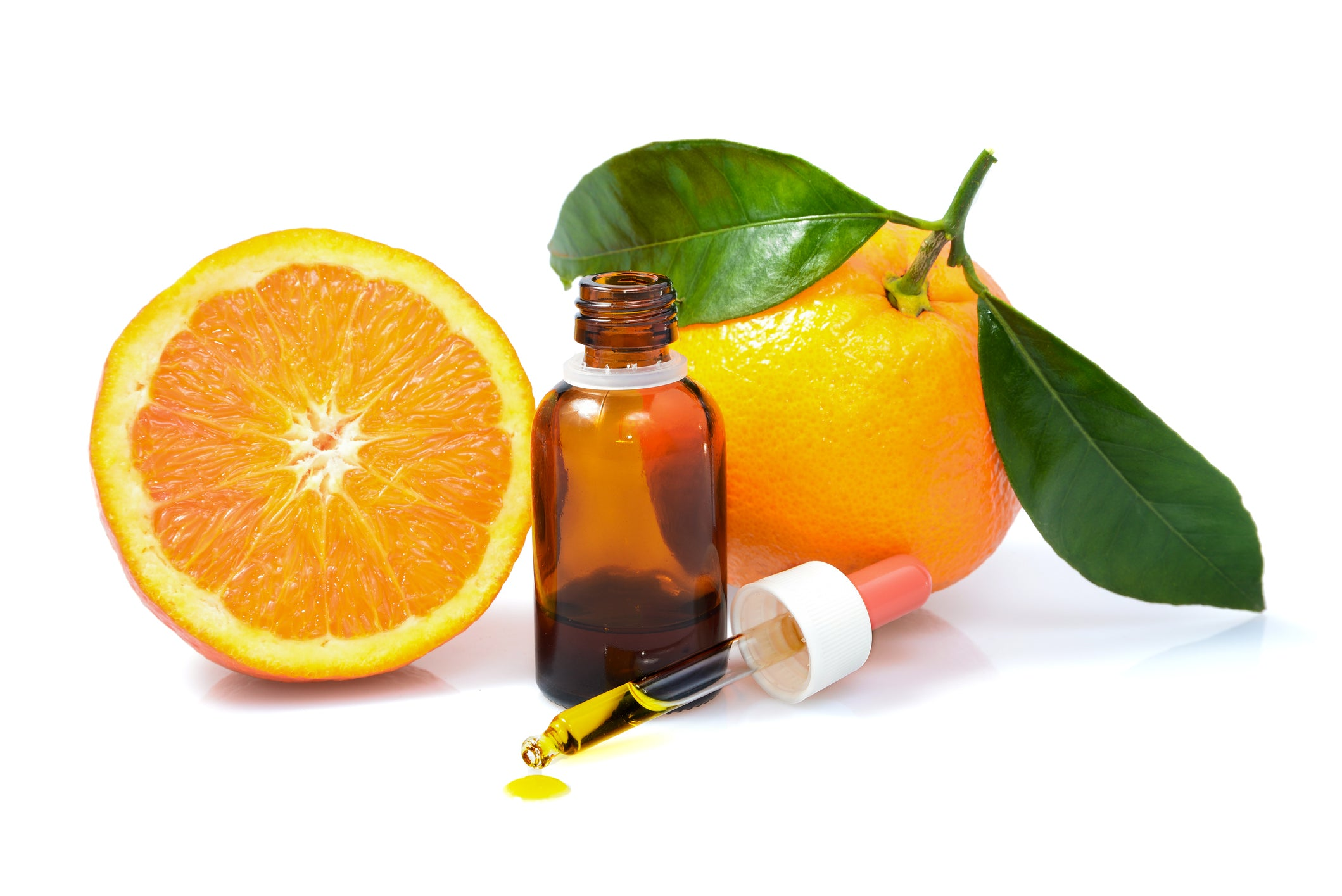 Orange Oil (Citrus Aurantia)