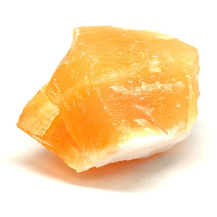 "Orange Calcite ""Stone of Joy"""