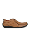Trailblazer Tan Leather Shoes - shoegaro
