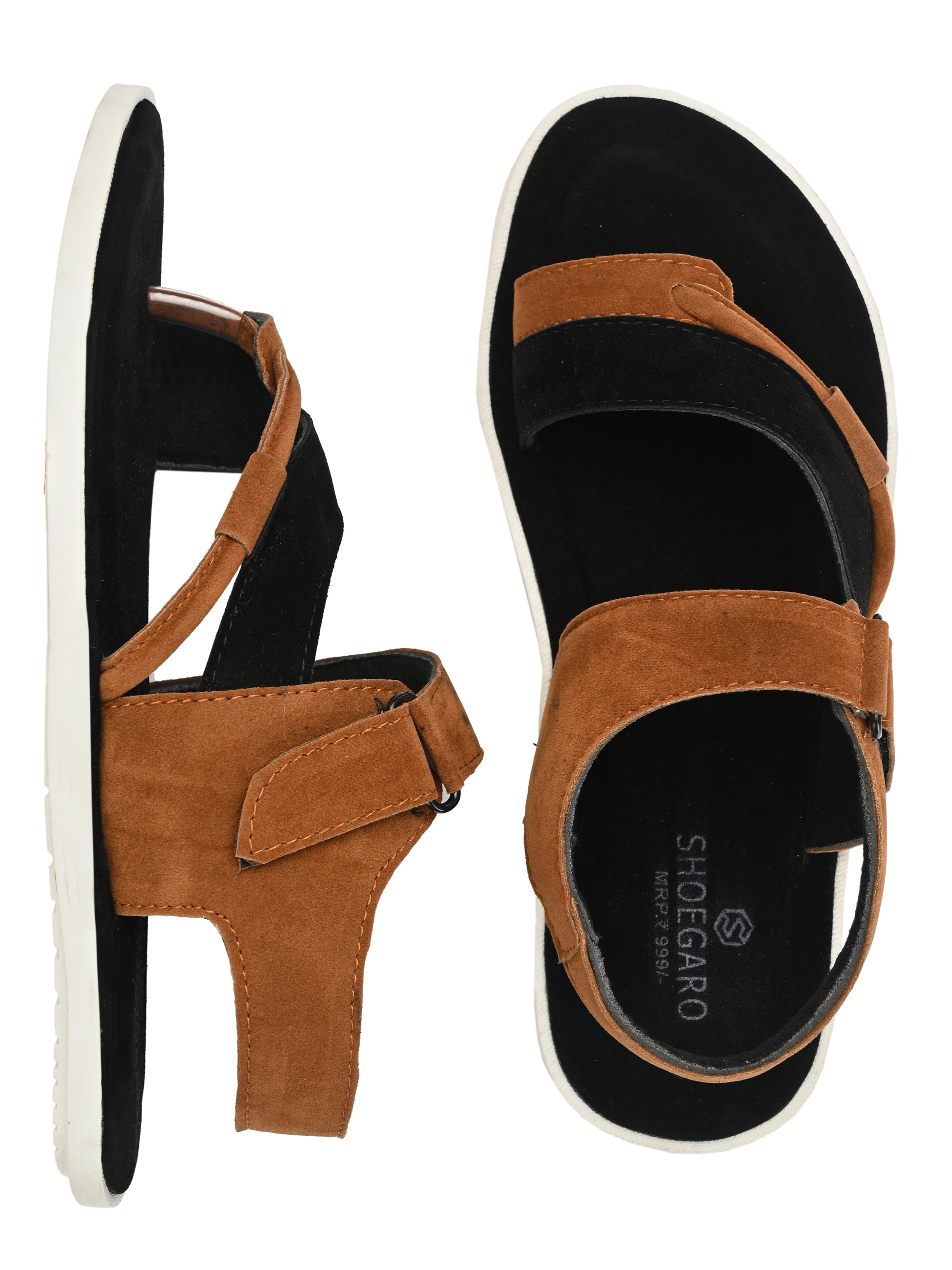 Lashy Thong Strip Sandal - shoegaro