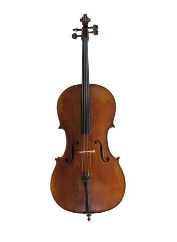 Emanuel Wilfer Cello, Model 8A
