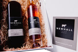 Gift Box Set of Newhall Farm Ice Cider and Maple Syrup