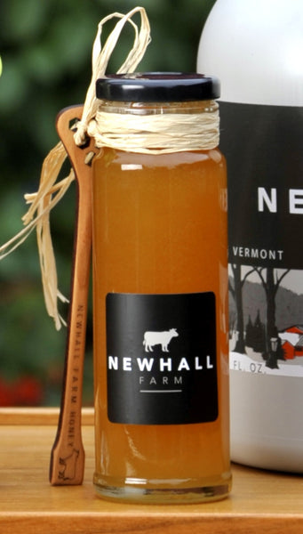 Newhall Farm Pure Vermont Raw Honey