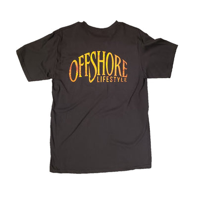 Offshore Lifestyle Flames T-Shirt