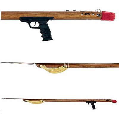 Riffe Mid Handle Spearguns