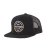 TWIN FIN BLACK BOYS TRUCKER
