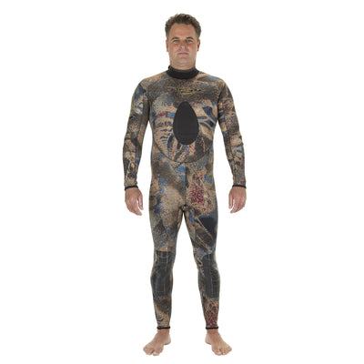 Riffe Steamer 1.5mm One-Piece Wetsuit