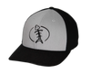 Speared Apparel Flexfit Hat Black/Grey