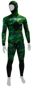 Epsealon Green Fusion Wetsuit - 7mm
