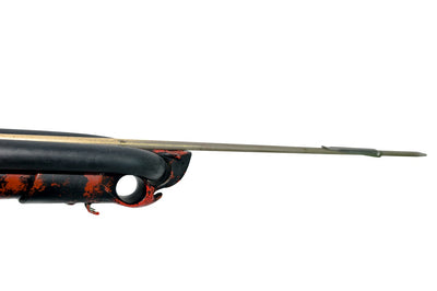 Picasso Magnum Rail light Red Camo Speargun
