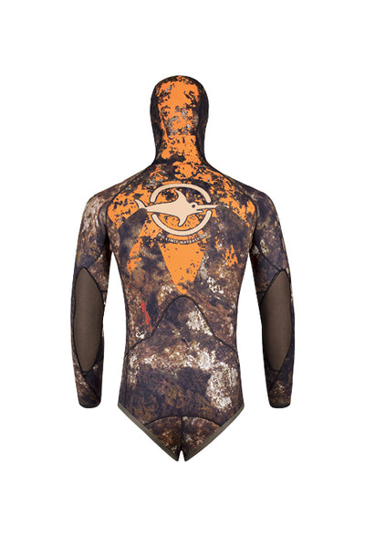Beuchat Rocksea Competition Spot Wetsuit Jacket 5 mm