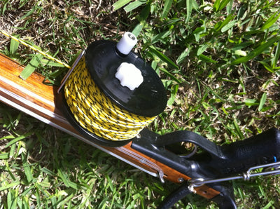 Aussie Reels - Woodie  - Speargun Reel