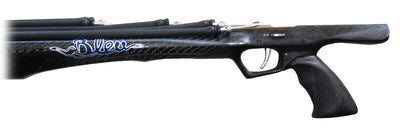 BleuTec Oceanborn Carbon Special Edition Speargun Rear