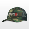 Speared Premium Hat Trucker Camo