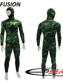 Epsealon Green Fusion Wetsuit - 1.5mm