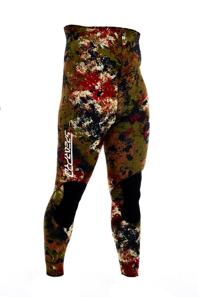 SpearPro Coastal Camo Wetsuit - 3mm
