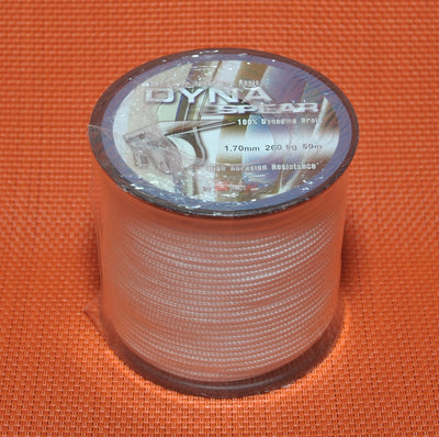 Dyna Spear Reel Line Spool - 1.70mm White