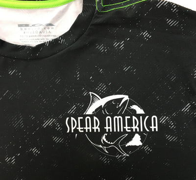Spear America Power Active Long Sleeve Shirt