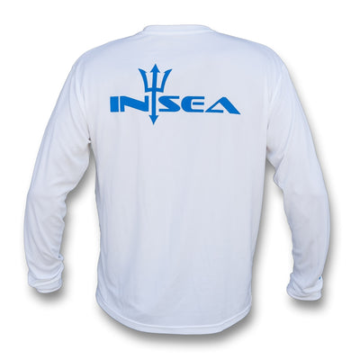 IN-SEA Cetacean Long Sleeve - White