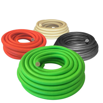 SMALL ID - 14mm Rubber Sold by Foot  (For Custom Power Bands)