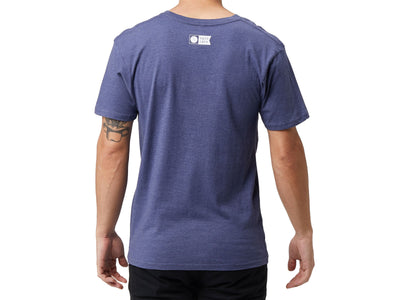 Salty Crew railed Heather Tee