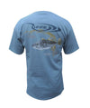 "Riffe White Seabass T-Shirt - ""Catch of the Day series"""
