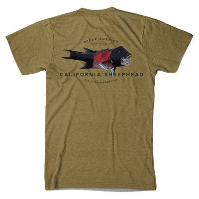 Spear America Sheephead T-Shirt