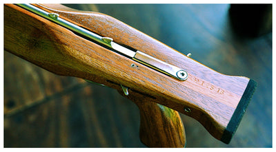 Teak Sea Hyperion Speargun Enclosed track