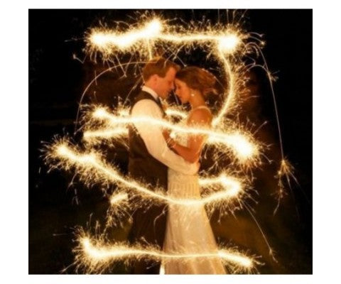 Add Magic To Your Wedding Day By Getting Sparklers For Wedding