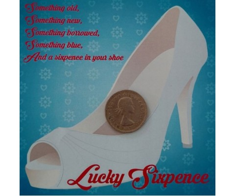 Wedding Sixpence – A Bride Must-Have