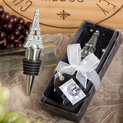 Eiffel Tower Wine Bottle Stoppers