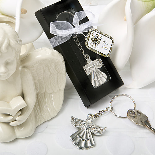 Guardian Angel Key Chains Keychain Favors