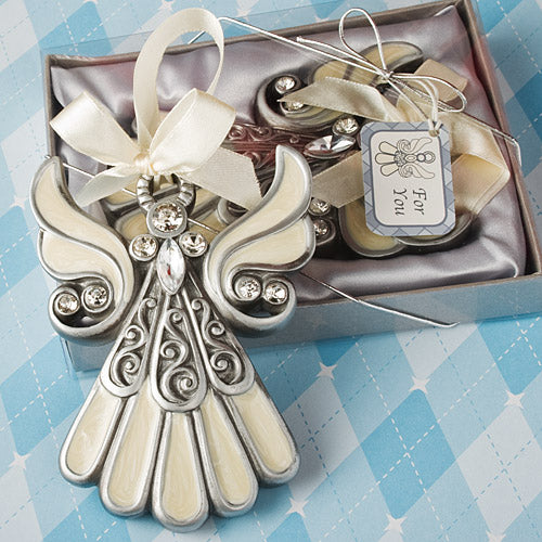 Angel Ornament Favor Christening Gifts Baby Shower Favors