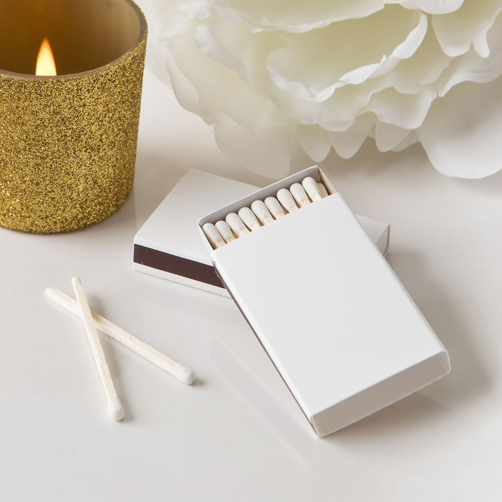Pack of 50 Perfectly Plain Collection Box Matches