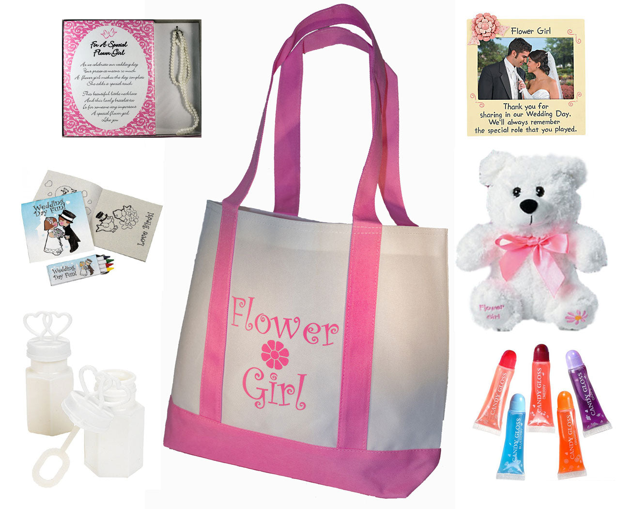 Best Flower Girl Gifts - Design your own Gifts Set