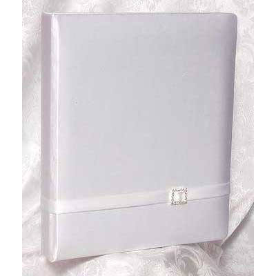 Glamour Collection Memory Book (White or Ivory)