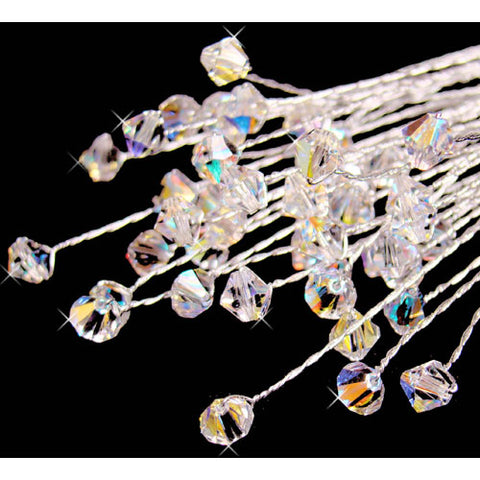 Bouquet Jewels Swarovski Crystal AB Irridescent (Set of 6)