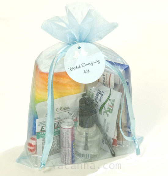 Bridal Emergency Kit Wedding Day Bridal Survival Kit