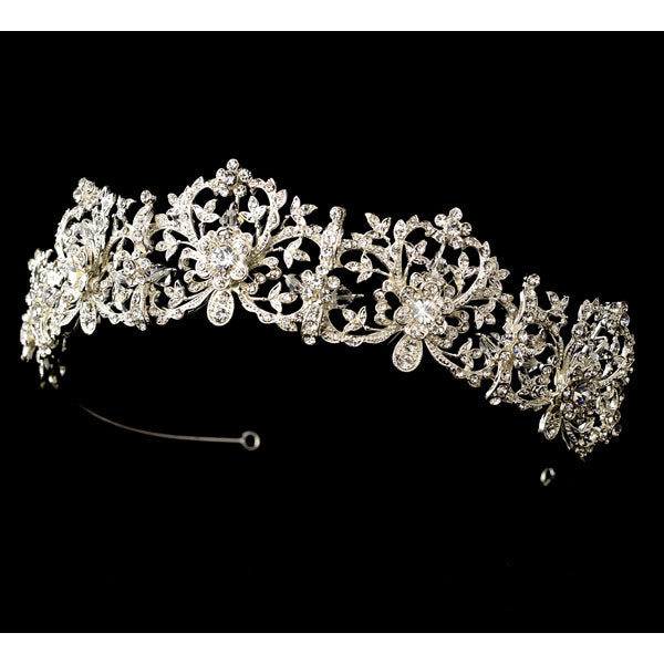 Beautiful Royal Bridal Tiara