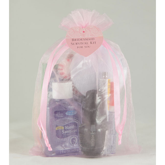 Bridesmaid Gift Bridesmaid Survival Kit