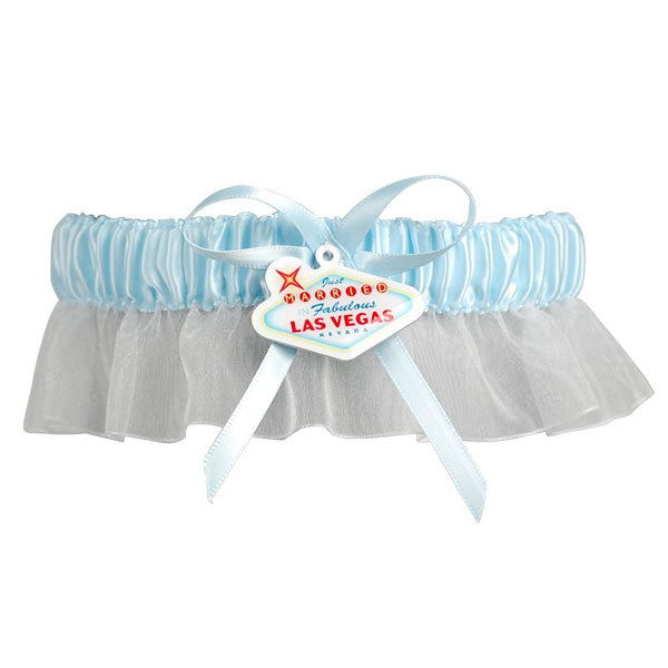 Las Vegas Wedding Garter
